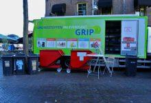 Photo of GRIP-wagen zamelt vanaf 17 april ook cd's en kaarsenvet in voor hergebruik