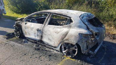 Photo of Politie start onderzoek schietpartij  Holtenbroek en uitgebrande auto in Zuid