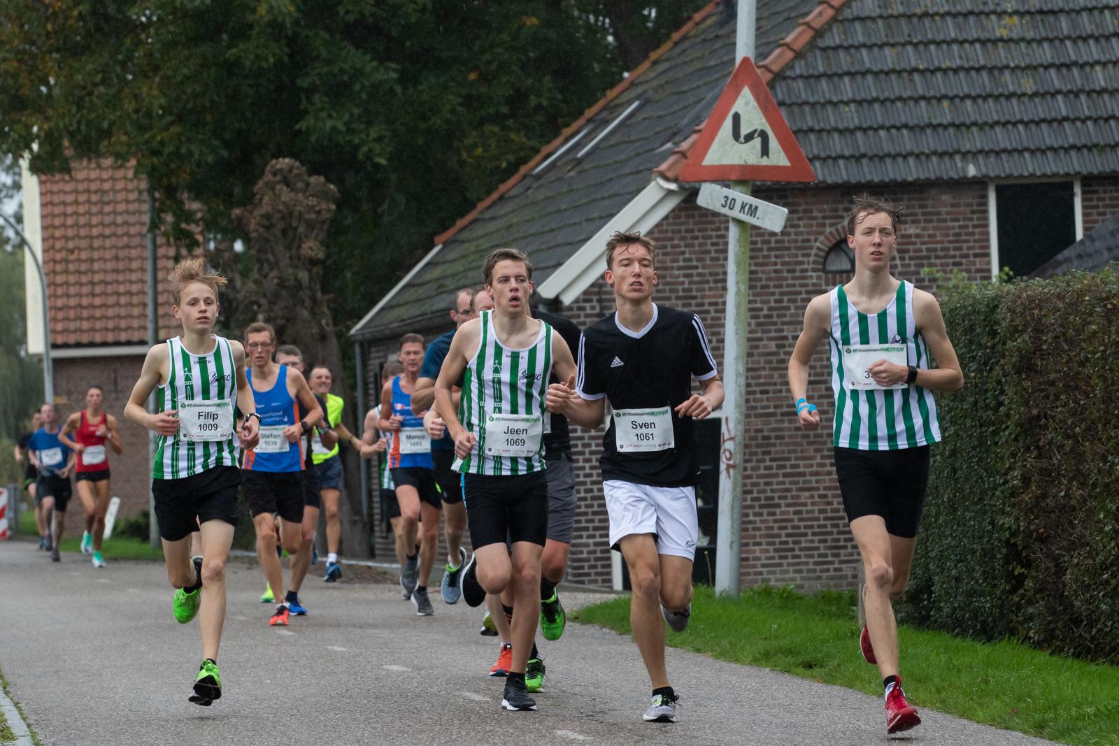 Wanted: enthusiastic volunteers for Stadshagen Run