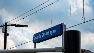 Photo of Vanaf 15 december opent station Zwolle Stadshagen definitief haar deuren