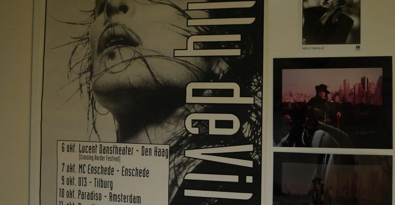 Photo of Spectaculaire opening expo 'Willy de Ville' in Herman Brood Museum