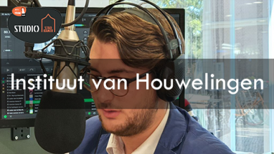 Photo of Instituut van Houwelingen – Emiel Ratelband is gek!