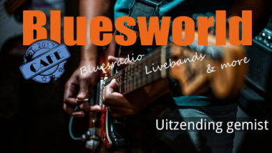 Photo of Bluesworld studio met Johan Spin 2020-02-11