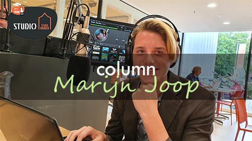 Photo of Column Marijn Joop – Roetveeg Pieten
