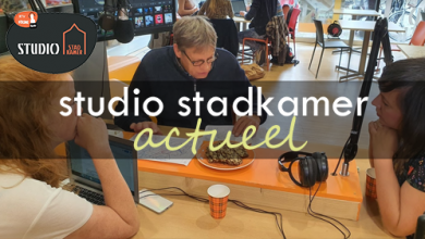Photo of Studio Stadkamer Actueel gemist, 2019-10-22