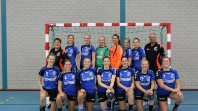 Photo of Handbalsters Travelbags/HV Zwolle zonder trainer nog steeds zeer gemotiveerd ten strijde getreden