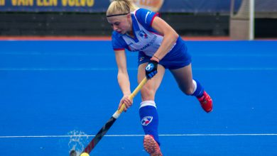 Photo of HC Zwolle Dames 1 laat punten liggen in Leiden