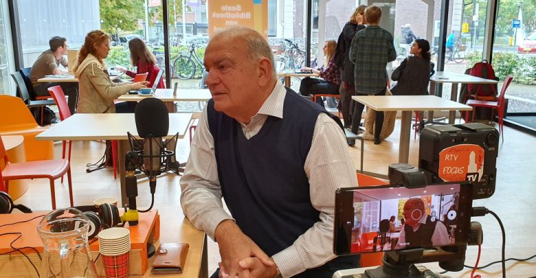 Photo of 300 SECONDEN: Leo Elfers (CDA)