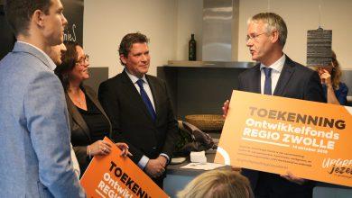 Photo of Ontwikkelfonds maakt arbeidsmarkt Regio Zwolle klaar voor toekomst