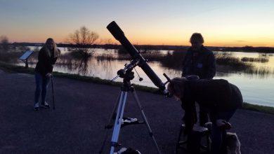 Photo of Vrijdagochtend vroeg je bed uit voor de meteorenzwerm