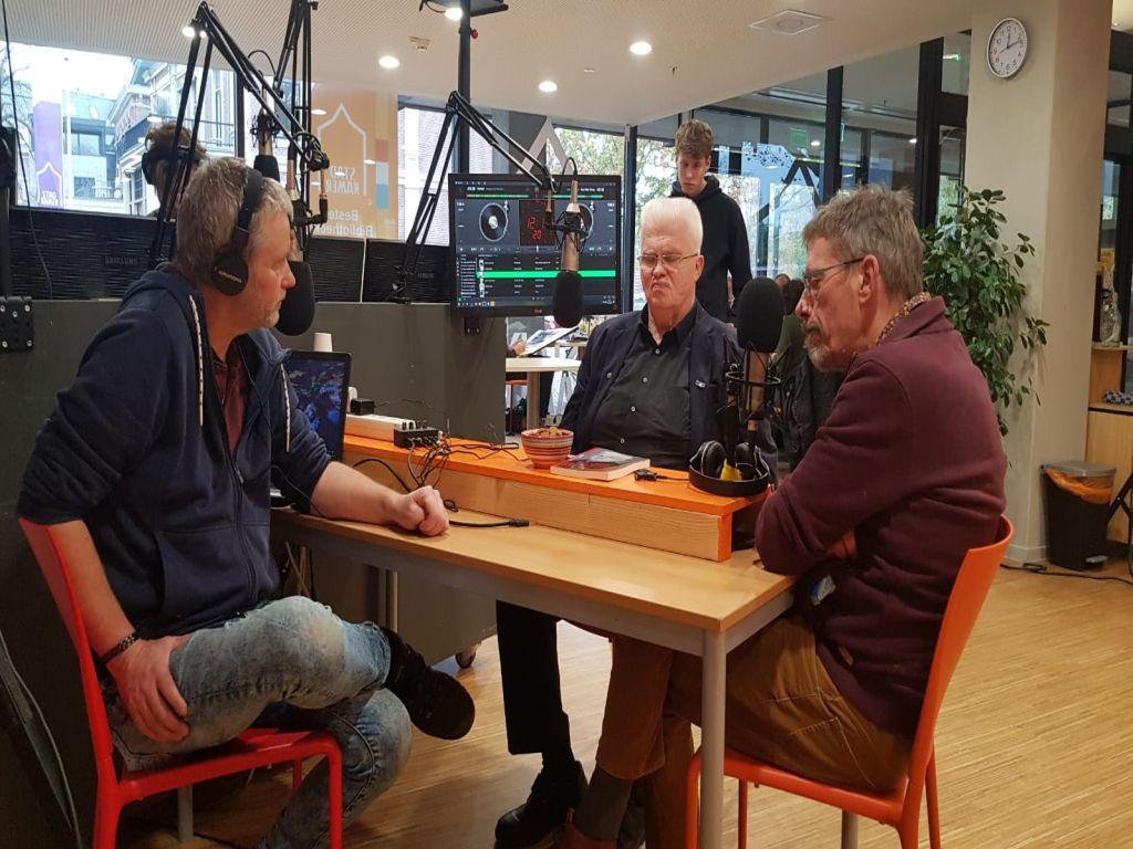 Het leven ligt op straat: Joop van Ommen - RTV Focus Zwolle