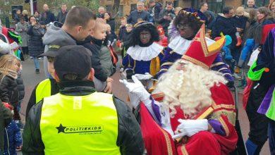 Photo of Sinterklaas aangekomen in Stadshagen