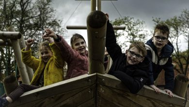 Photo of Outdoor kids #4 Super speelschip in de Wipstrik