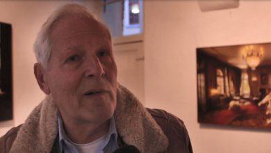 Photo of Bert Dijkink presenteert zijn tweede stripboek over de Luciennacht