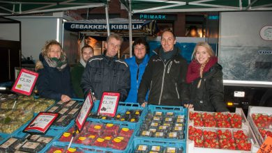 Photo of Familie Jansen heeft al generaties lang een groente- en fruitkraam