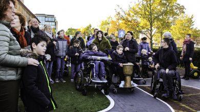 Photo of Nieuw schoolplein voor Onderwijscentrum de Twijn