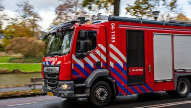 Photo of Arjan Mengerink  nieuwe directeur Veiligheidsregio IJsselland / commandant brandweer