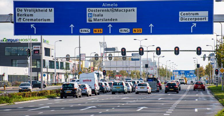 Photo of N35 tussen Wijthmen en Raalte 100km/u-stroomweg