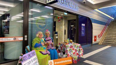 Photo of Actie in Zwolle op Wereld Toiletdag voor meer openbare toiletten