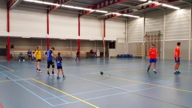 Photo of Travelbags/HV Zwolle handbalheren hadden zich kranig verweerd tegen Cabezota