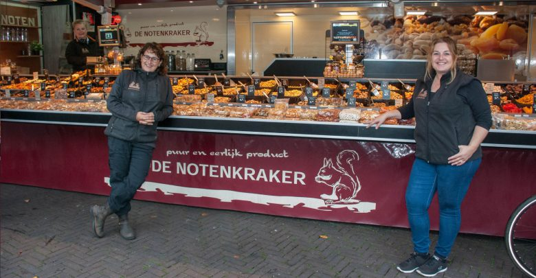 Photo of De zussen De Leeuwe vertellen over hun bijzondere marktgeschiedenis