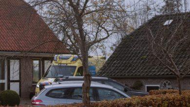 Photo of Man gewond bij Wilgenknotten in Westenholte