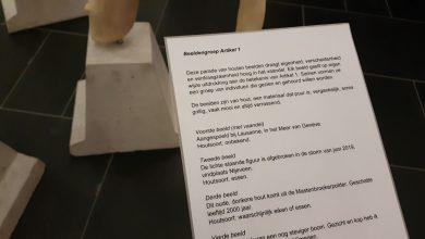 Photo of Kunstwerk 'Artikel 1' onthuld in Stadskantoor
