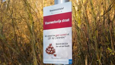 Photo of Vuurwerkvrije zone bij Zwols Dierenasiel