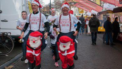 Photo of Kerst Ontbijt Run trekt door Zwolle