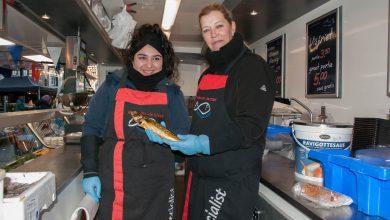 Photo of Marktkoopvrouw Altine de Graaf deelt haar bijzondere gebeurtenissen op de markt