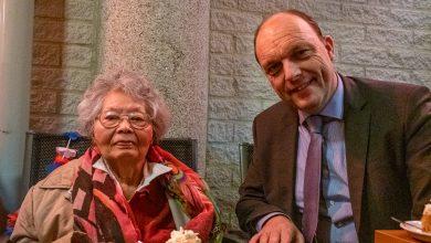 Photo of Mevrouw Gunthardt – Ardjo is 100 jaar oud geworden