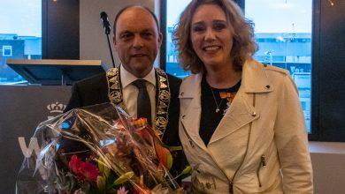 Photo of Koninklijke Onderscheiding voor Marlies van Wijhe van Van Wijhe Verf