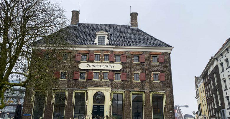 Photo of Zwolle anno Toen #3 De hoogtijdagen van het Hopmanshuis