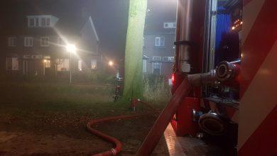 Photo of Voor deze branden rukte de brandweer uit tijdens oudjaar