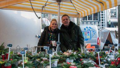 Photo of Werken op de markt leeft enorm volgens marktkoopman Wim Bisschop