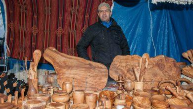 Photo of Marktkoopman Youssef Schari deelt zijn verhaal op de markt