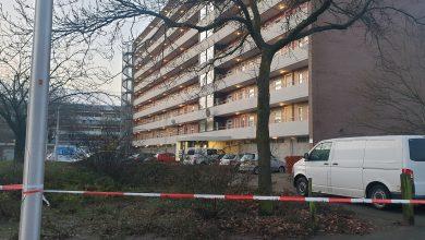 Photo of Steekpartij in flat Gombertstraat