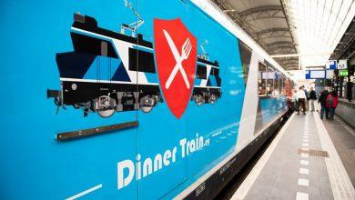 Photo of Dinner Train: Dineren in een rijdende trein 'echt een uitje'