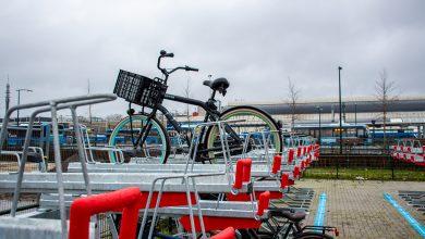 Photo of ProRail test nieuw fietsenrek