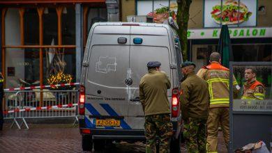 Photo of Aanhouding voor granaat aan café Bruut in Zwolle