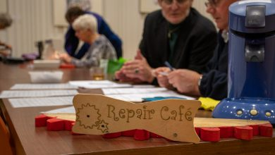 Photo of Repaircafe viert 10 jaar met expo in Stadkamer Centrum