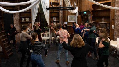 Photo of Jongerentheater 'Dit nooit meer?' van start