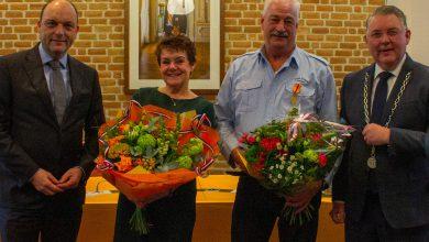 Photo of Erepenning voor Gerben van Dam voor reddingsactie spoorwegovergang