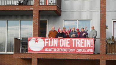 Photo of Bewoners 'T Hoge Huis geven niet op