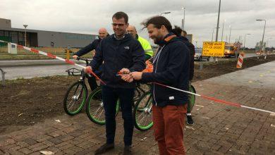 Photo of Feestelijke aftrap werkzaamheden Nieuwleusenerdijk