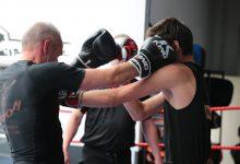 Photo of Vechtsportschool Tabonon houdt kickboksgala in discotheek Leeren Lampe