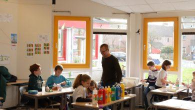 Photo of Geen stakers maar meelopende zij-instromers op De Schatgraver in Zwolle