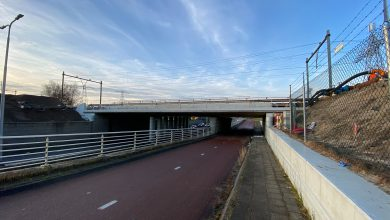 Photo of Maanden files op Ceintuurbaan door bouw spoorviaduct