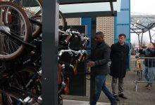 Photo of Allereerste Abri geopend in Zwolle bij IJsselhallen