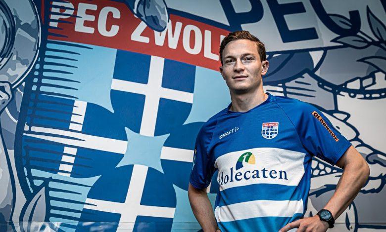 Photo of PEC Zwolle versterkt zich met Rico Strieder